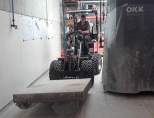 Diamantzaagwerk + sloop + grondwerk machineput Tilburg
